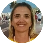 María del Sol Díaz Viera, preeschool teacher, Spain